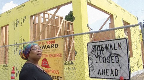 Portland's housing crisis and the impacts on Portland's black community is the backdrop for a new documentary by Portland filmmaker ...