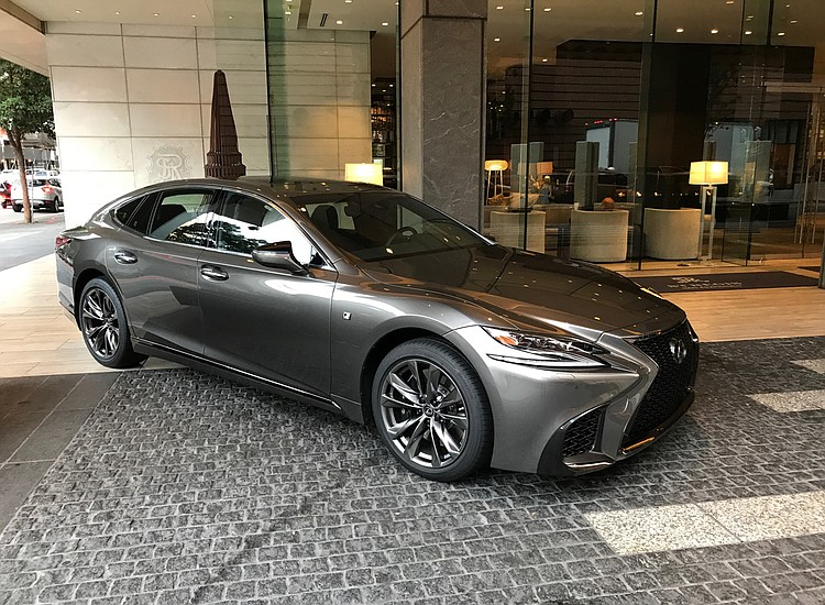 2018 Lexus Ls 500 The Times Weekly Community Newspaper In
