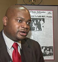 Bernal E. Smith II, president and publisher of the Tri-State Defender, a member of the National Newspaper Publishers Association (NNPA) and a well-known civic leader in Memphis, Tennessee, died Sunday, October 22, 2017. He was 45 years-old.