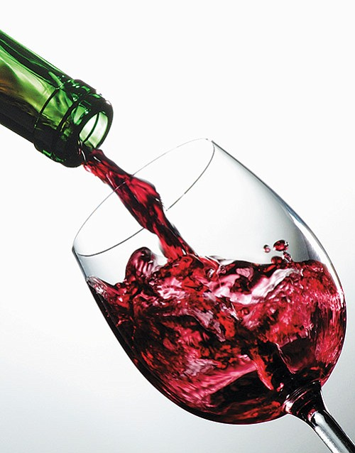 Wine is a common source of sulfites.