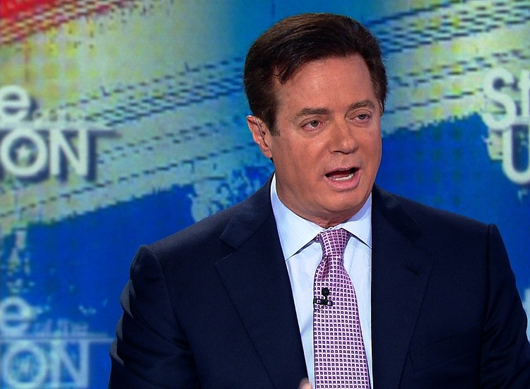 Paul Manafort proposes $12.5 million bail package