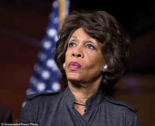 State Rep. Maxine Waters called out President Donald Trump on Saturday at the Women's...