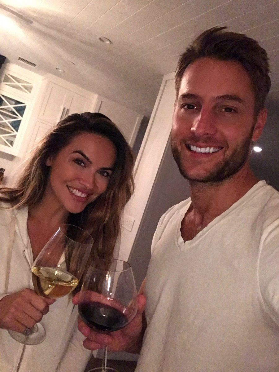This Is Us Star Justin Hartley Marries Chrishell Stause