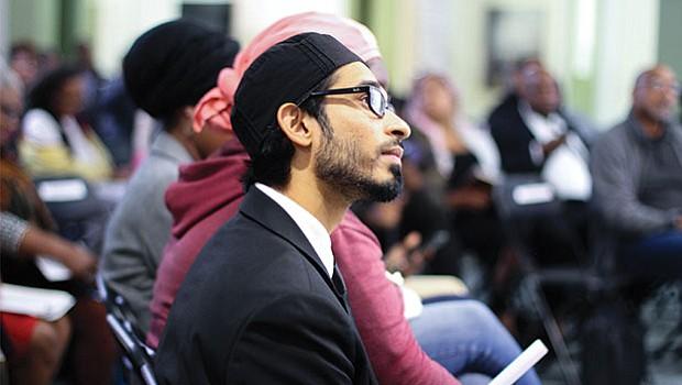 Yusufi Vali, executive director of Islamic Society of Boston Cultural Center.