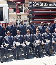 FDNY firefighters