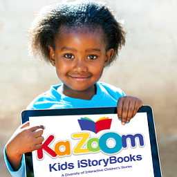 The new multimedia, multicultural children's reading series, KaZoom Kids iStoryBooks has teamed up with Harlem School of the Arts to ...