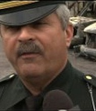 Frank Nucera Jr., former police chief in Bordentown, New Jersey. Photo credit: CNN.com
