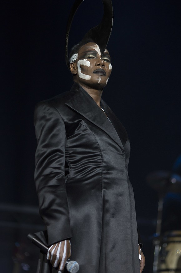 Musician, actress and model Grace Jones has revealed she was sexually harassed when she landed her first big acting role.