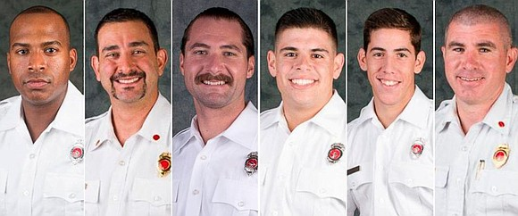 Six Miami firefighters have been terminated for allegedly placing a...
