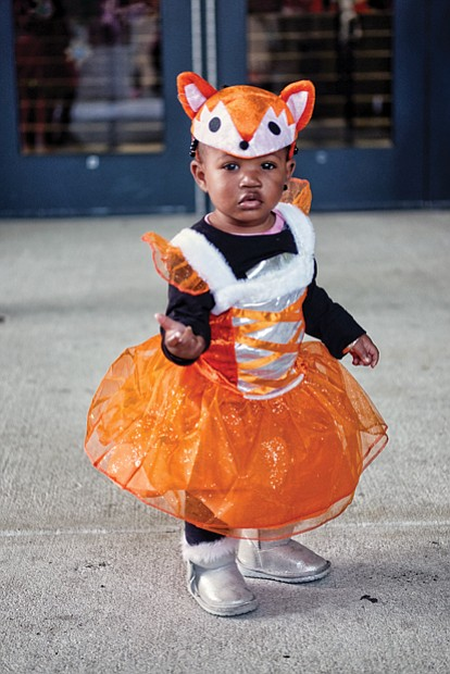 Trick or treat //