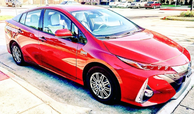 riding in the 2017 toyota prius prime on a generations deep adventure houston style magazine. Black Bedroom Furniture Sets. Home Design Ideas