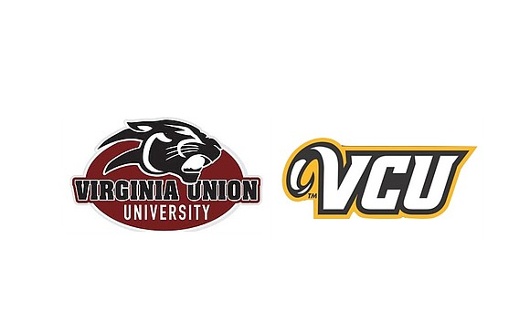 Virginia Commonwealth University's Siegel Center and Barco-Stevens Hall at Virginia Union University are located about a mile apart on a ...