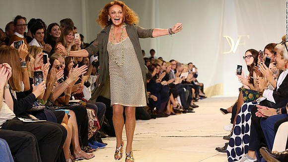 Call it the next chapter in the life of one of the most notable fashion designers on the planet. Diane ...