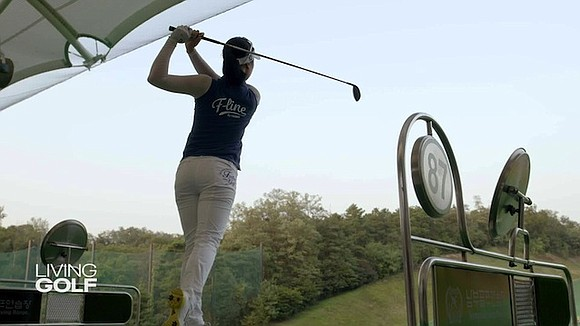 South Korean golf sensation Park Sung-hyun has become the first ever LPGA Tour rookie to top the world rankings. The ...