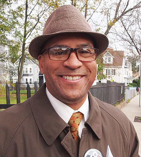 One of the reasons is that civics was removed from the Boston Public Schools over 20 years ago. People are also constantly hearing from the media that turnout will be low. —Charles Clemons Muhammad, Community Activist, Roxbury