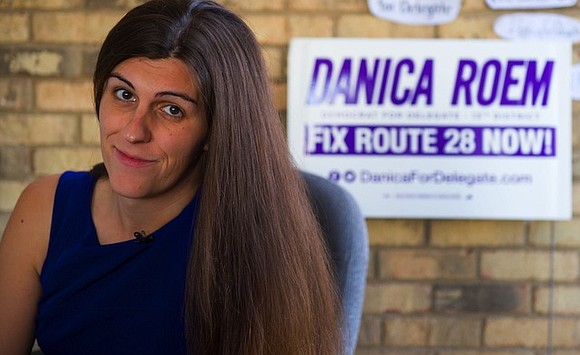 Virginia voters elected the state's first openly transgender candidate to the Virginia House of Delegates on Tuesday.