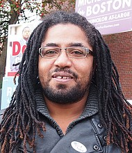 Voter turnout is low because of the lack of outreach. There's not enough media attention on the races and candidates lack funding to air their platforms.—Joao DePina, Small Business Owner, Roxbury