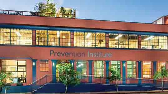 Prevention Institute, a California-based non-profit specializing in community access ..