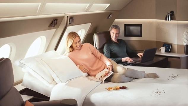 This Sed Photo Provided By Emirates Shows Its