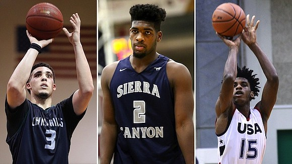 Three freshmen on the UCLA men's basketball team were arrested after allegedly shoplifting in the Chinese city of Hangzhou just ...