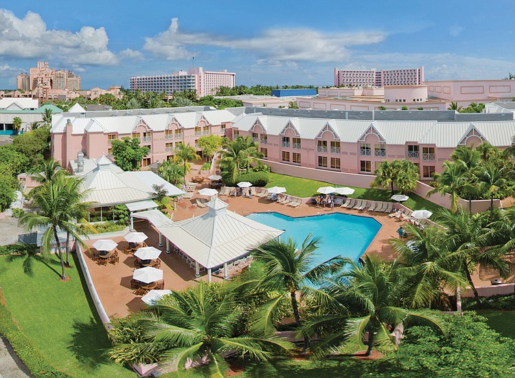 Comfort Suites Paradise Island A Member Of The Choice Hotels International Inc