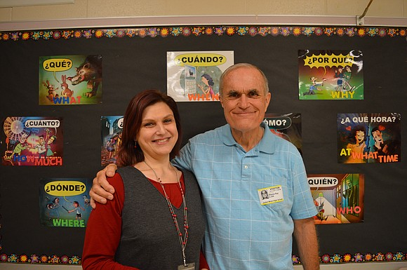 Blaine Ray, an internationally known founder of Teaching Proficiency through Reading and Storytelling® (TPRS), not only agreed to mentor Joliet ...