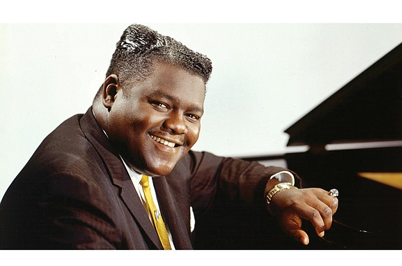 Before the likes of Little Richard and Elvis Presley, Fats Domino helped usher in the era of rock 'n' roll ...