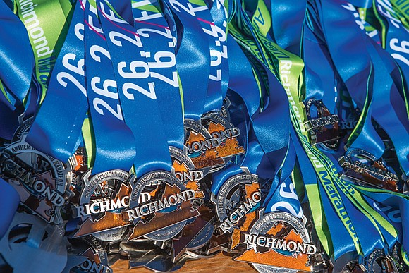 The Richmond Marathon has reached middle age without showing any signs of slowing down. The area's autumn foot race tradition ...