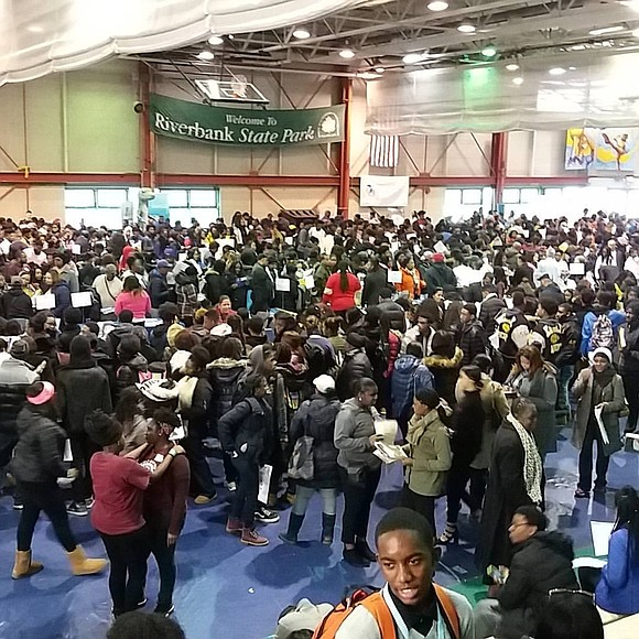 Thousands of students from across the Northeast attended the New York Urban League's 31st annual Historically Black Colleges and Universities ...