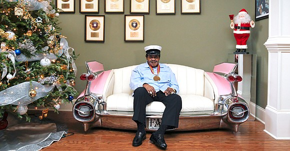 Fats Domino didn't look like a typical teen idol. He stood 5-feet-5 and weighed more than 200 pounds, with a ...