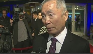 """Star Trek"" star and LBGT icon George Takei is denying allegations that he groped a former male model who says ..."