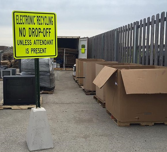 Will County's recycling partner in Lockport will be closed in November as part of the Thanksgiving weekend.