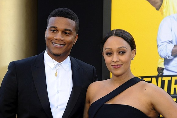 "Tia Mowry and husband Cory Hardrict are growing their family. The ""Sister, Sister"" star recently posted a picture on her ..."