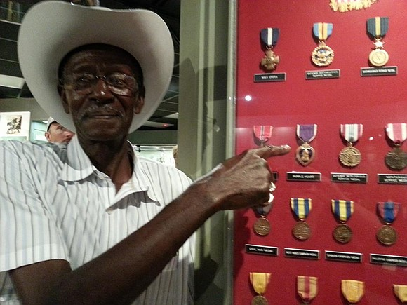 The Purple Heart is one of the most recognized and respected medals awarded to a member of the U.S. Armed ...