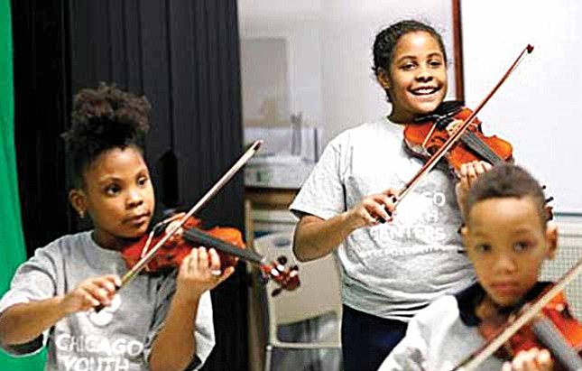 Choir Program in North Lawndale | Chicago Citizens Newspaper