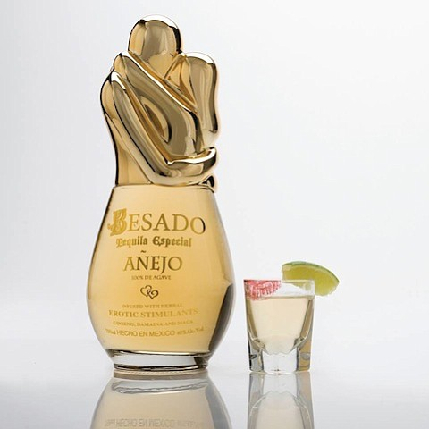 Made with premium,pure blue agave tequila, Besado Platinum is a tequila liqueur that is multiply-distilled, charcoal-filteredand delicately infused with Ginseng, ...