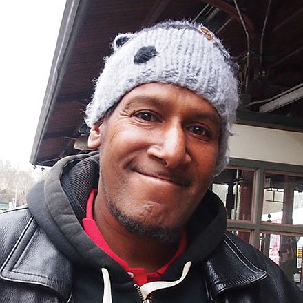 The city needs to take better care of homeless people. People are building luxury condos and they aren't putting Boston residents in them.—Edward Galloway, Self-employed, Charlestown
