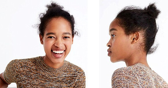A recent ad from J. Crew that featured Black Dominican model, Marihenny Rivera, with unkempt hair was heavily criticized on ...
