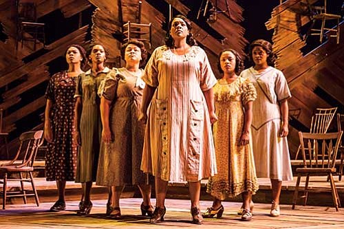 Carrie Compere starred on Broadway in the iconic role, made famous by Oprah Winfrey in the 1985 film adaptation of ...
