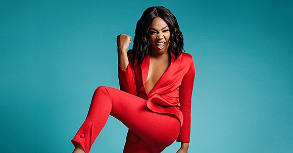 Tiffany Haddish wouldn't mind taking on a bigger role at the next Oscars.