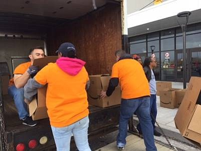 Ahead of harsh winter weather and the holidays, local Amazon associates made a very special delivery. Last week, local Amazon ...