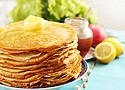 The Charity Holiday Pancake Supper will be held in Diamond View Restaurant and the menu includes a pancake station with toppings, bacon, maple sausage, scrambled eggs, home fries, fresh fruit, coffee, hot chocolate and juices.