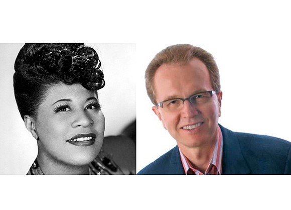"Dr. John Edward Hasse, curator of the Smithsonian Institution's exhibit, ""Ella Fitzgerald at 100,"" will talk about the late jazz ..."