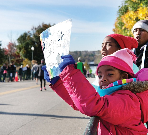 Rooting for Mom//