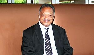Rainbow PUSHfounder/president Jesse Jackson Sr.