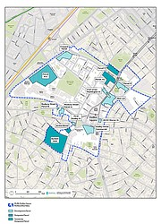 The BPDA's Dudley initiative focuses on vacant land parcels.