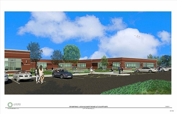 On Wednesday, the Village Board reviewed a concept that would add a new office building in the Windham Lakes Business ...
