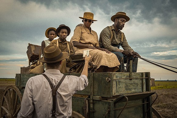 """""""Mudbound"""" is the perfect example of a well-made, old-fashioned movie with every frame and everything in that frame taking its ..."""