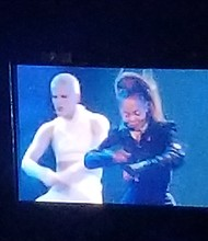 Janet Jackson at Barclays Center