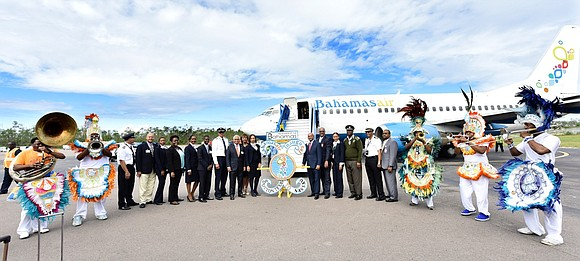 Minister of Tourism, Aviation and Bahamasair, the Honourable, Dionisio D'Aguilar, recently led a group of Sr. Bahamas Tourism Officials in ...